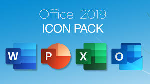Office 2019 Icons Pack By Evilgroup On Deviantart