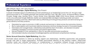 Digital Marketing Resume Design Templates Print Sample Free Tag