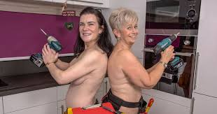 <b>Caravan girls</b> strip off for naked charity calendar - and this is how ...