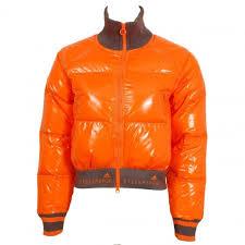 adidas stellasport warm jacket coat ac1124 super orange puffy free