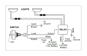 kc light switch wiring diagram explore wiring diagram on the net • how to install kc hilites 6 in apollo pro halogen light off road light wiring diagram driving light wiring diagram