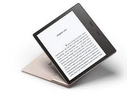 Amazon vừa tung ra phiên bản màu vàng của máy đọc sách Kindle Oasis