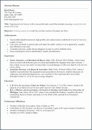 Attorney Resume Samples Amazing Lawyer Resume Sample Luxury Lawyer Resume Examples Best Law Resume
