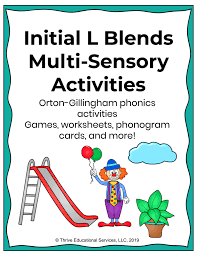 Free downloadable and printable worksheets! L Blends Activities And Worksheets