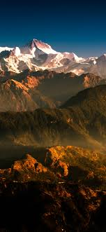 Mountain, Nepal, Himalaya, Mountains ...
