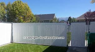 Plain Chain Link Fence Slats Ultimate Slat For In Design