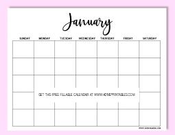 Looking for april 2020 calendar printable template blank editable word? Free Beautiful Editable 2018 Calendar Template