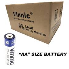 720pc Vinnic Aa Alkaline Manganese Dry Batteries 15ac 824 Aa Ba3058 Hp7