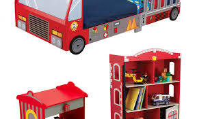full size of bed fire truck toddler bed toddler kidkraft reviews car set configurable fire