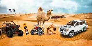 Dubai Desert Safari - 30AED Desert Safari Deals