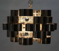 modern lighting fixtures in retro styles adding chic ceiling decorations to interior design