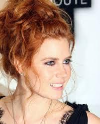 Amy Adams Drj Dlouhé Vlasy Zrzavé Vlasy A Vlasy