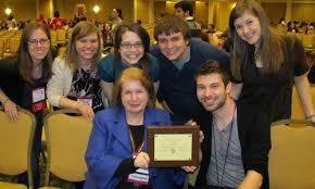 Sigma Tau Delta Recognized on 70th Anniversary | Oklahoma Baptist University