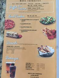 photo of round table pizza yorba linda ca united states lunch combos