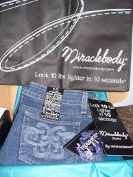 Miraclebody Jeans Size Chart Look 10lbs Lighter In 10 Seconds With Miraclebody
