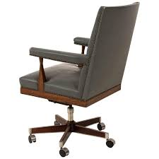 mid century office chair. magnificent mid-century modern office chair by theo tempelman, 1960s for sale mid century