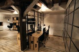 industrial modern office. Industrial Office Decorating Ideas Contemporary Modern Furniture New Lighting Home B