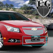 E&G Classics 2011-2014 Chevrolet Cruze Grille Super Fine Lower ...