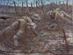 the art of world war one in paintings made from history pathsofglory resurrection of the