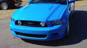 ford mustang 2014 blue. Fine Ford To Ford Mustang 2014 Blue G