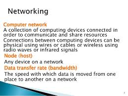 Computer network assignment help SlideShare Computer network A collection of computing devices connected