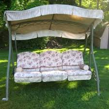 3 Person Patio Swing Replacement Cushions