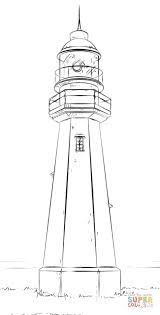 Small Picture Low Point Lighthouse Nova Scotia coloring page Free Printable