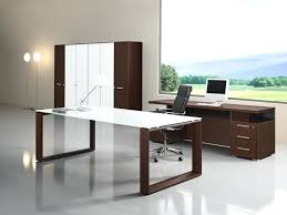 Glass top office furniture Modern Black Glass Chrome Modern Executive Desk Top Office Furniture White Infamousnowcom Black Glass Chrome Modern Executive Desk Top Office Furniture White