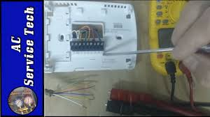 understanding and wiring heat pump thermostats with aux em heat terminals colors functions