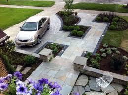 top 60 best driveway landscaping ideas