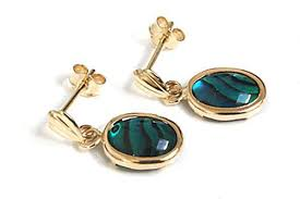 kamienie szlachetne 9ct gold turquoise