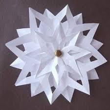 paper snowflakes 3d 3d paper snowflakes favecrafts com