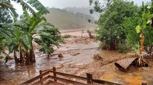 Image result for 2015 – An iron ore tailings dam bursts