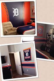 Baseball Bedroom Decor 17 Best Images About Detroit Tigers Bedroom Decor Ideas On