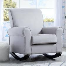 aldi nursery rocking chair returns mums gvine delta children rowen dove grey babiesrus ikea poang for