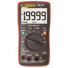 4-1/2 Digit <b>19999 Count</b> TRMS Autoranging <b>Digital</b> Multimeter