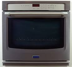 the maytag mew9530as single electric wall oven