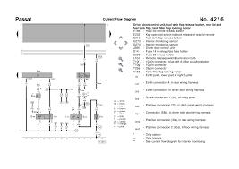 passat b b convenience wiring diagram 6 passat current flow diagram