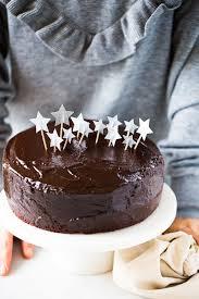 Vegan Birthday Cake Best Double Chocolate Vegan Birthday Cake