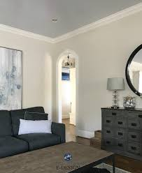 sherwin williams wool skein living room rh seafoam ceiling westhighland white trim kylie
