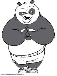 Small Picture KUNG FU PANDA coloring pages 36 Kung Fu Panda online coloring