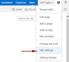 Sharepoint 2013 How To Save Your Site As A Template