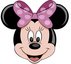 Minnie Mouse De Espaldas Png - Novocom.top