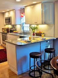 Kitchen Peninsula For Small Kitchens Kitchen Peninsula Ideas For Small Kitchens Outofhome