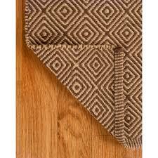 Natural Area Rugs Jute Cream Brown Realm Rug Wayfair cream area rugs 8x10