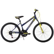 Huffy Descent 18 Speed Rallye Mountain Bike 24 Save 32