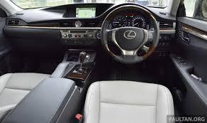 lexus is 250 interior 2013. lexus es 250 and 300h 32 is interior 2013