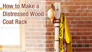 Make Coat Rack How to Make a DIY Coat Rack Tree DIY for Life 61