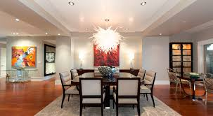 magnificent modern chandelier dining room contemporary light living lights