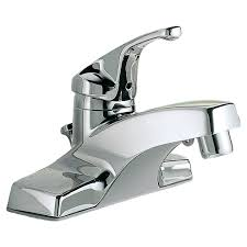 bathrooms faucets. bathroom sink faucets - colony single handle 4 inch centerset faucet polished chrome bathrooms